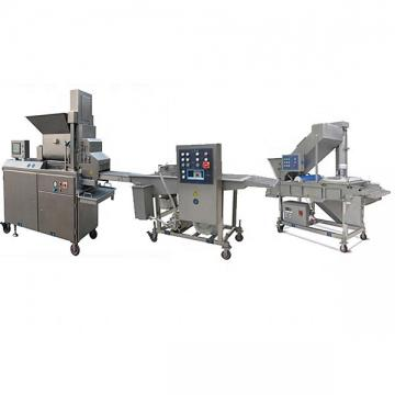 Automatic Hamburger Burger Patty Chicken Nuggets Forming Making Processing Machine