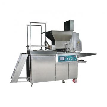 Automatic Two Station Hamburger Box Making Machine Price