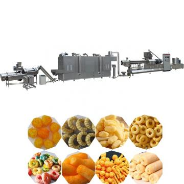 Automatic Plastic Bag Making Snack Food Multihead Packaging Machine