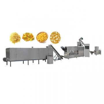 Single Screw Extruder Artificial Rice Making Machinery
