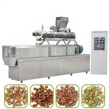 Jinan Saibainuo Factory Price Pet Feed Pellet Making Machine Dog Food Cat Feed Production Extruder Line