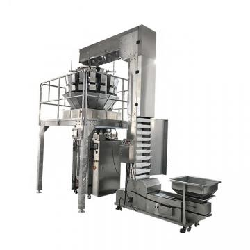 High Speed Automatic Weighing and Packaging Chips Snack Food Pouch Packing Machine Price