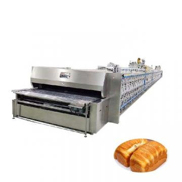 Mini Bread Production Line Swiss Roll Automatic Feeding and Packing Line