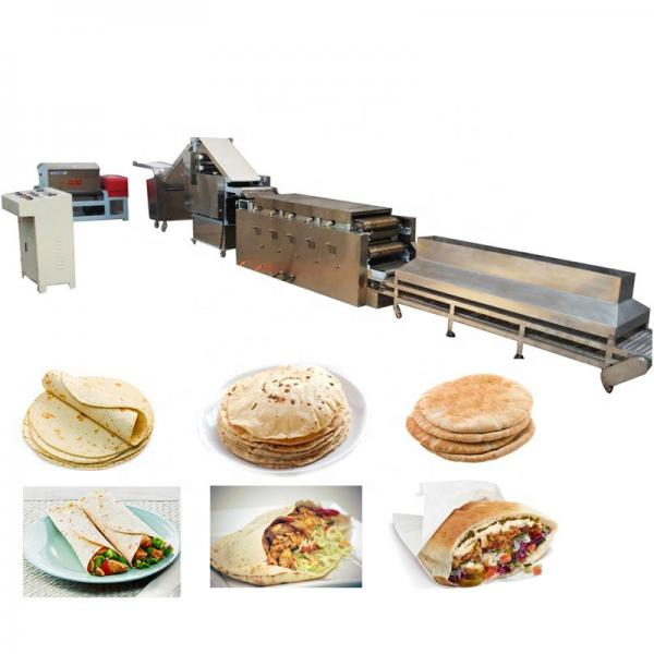 Hot Selling Cheapest Price Automatic Home Chapati Making Machine #1 image