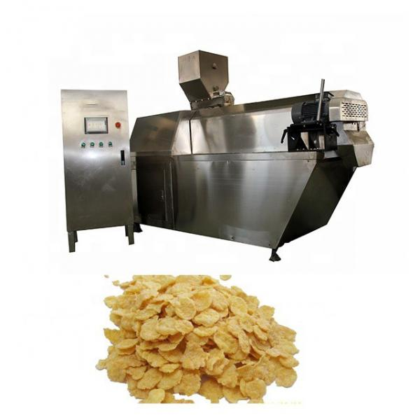 Corn Flakes Cup Filling and Sealing Machine #1 image