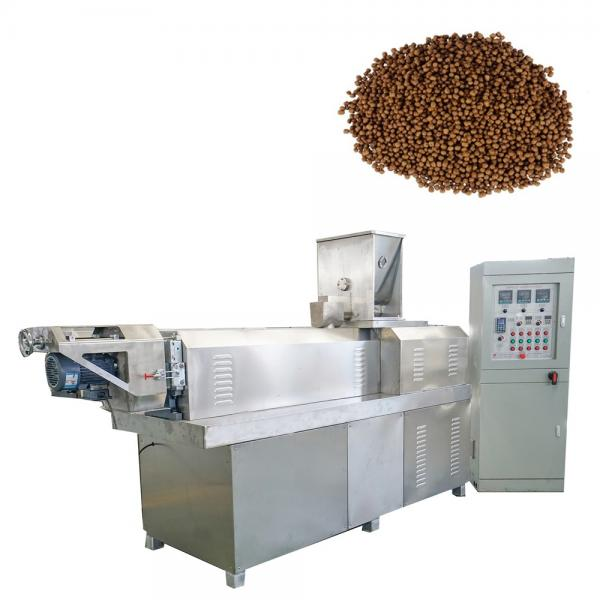 2 Tons Per Hour Wet Fish Feed Extruder Machine #1 image