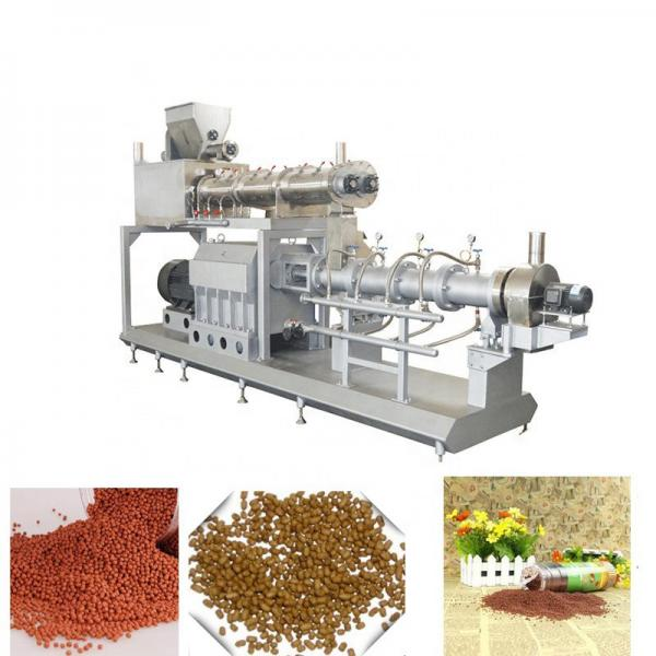 Fully Automatic Professional Fish Feed Processing Equipment Making Extruder Machine #1 image