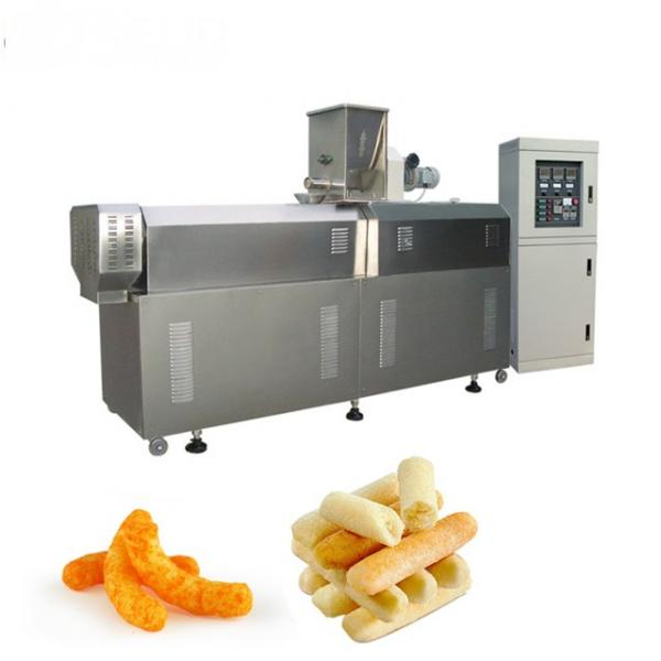 Commercial Food Truck Street Fast Food Snacks Machine Ice Cream Cone Making Machine #1 image