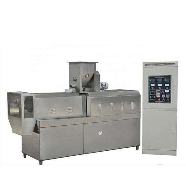 Pellet Snack Extrusion Machine Puffs Extruders Making Machine #1 image