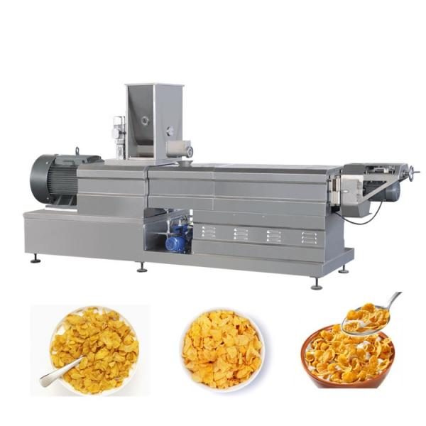 Fully Automatic Instant Nutritional Artificial Rice Making Machine #1 image