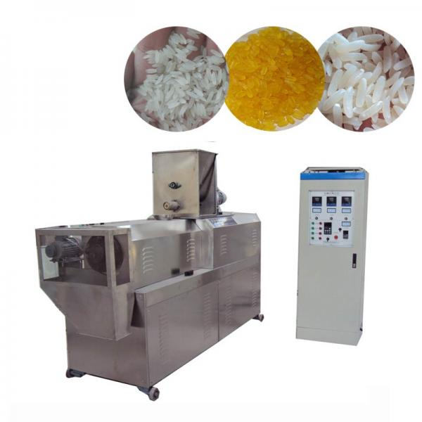 Fully Automatic Artificial Rice Making Process Machine #1 image