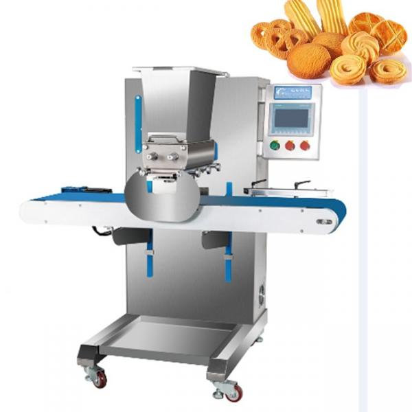 Cookie Production Line Pcl Control Automatic Cookie Dropping Machine #1 image