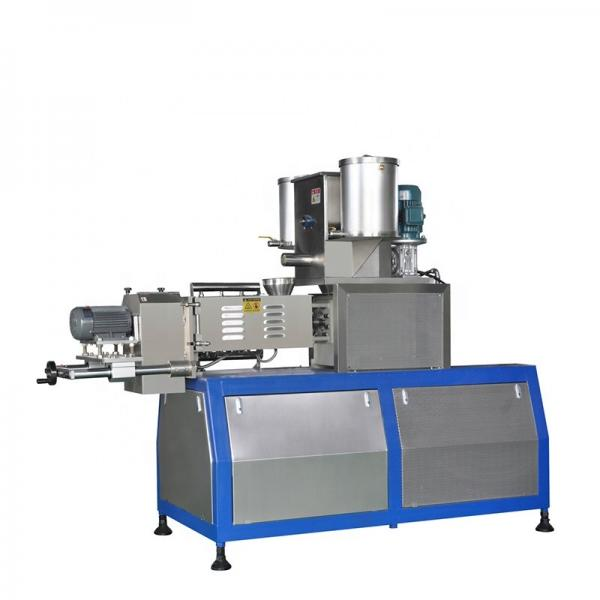 Play Dough / Plasticine Extruder Cutting Pillow Type Packing Machine #1 image