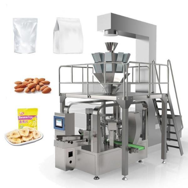 Candy/Bisuit/Snack Food Weighing Systems Automatic Packaging Machine #1 image