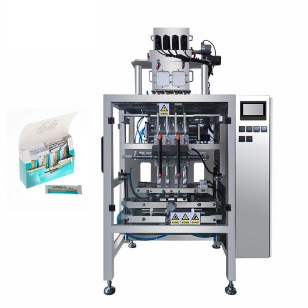 Multi-Functional Automatic Granule Weighing and Packaging Machine #1 image