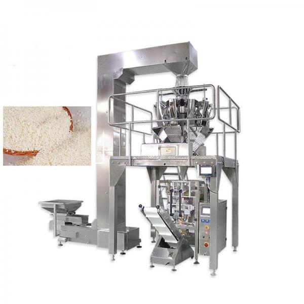 Candy Pillow Bag Weighing Packaging Machine #1 image