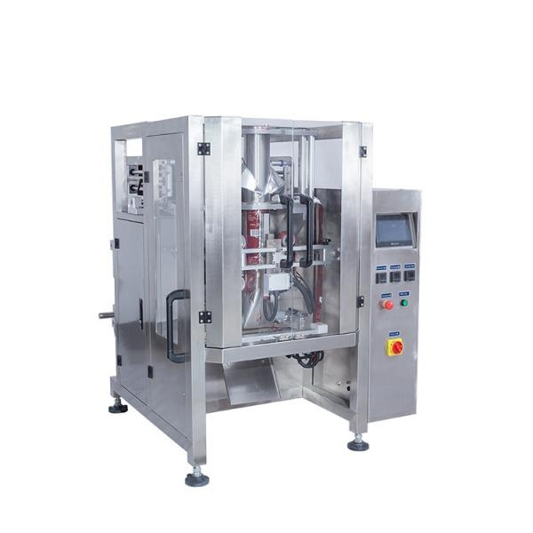 Automatic Weighing Type Liquid Filling and Capping Machine for Paint, Coating, Glue, Ink, Chemical #1 image