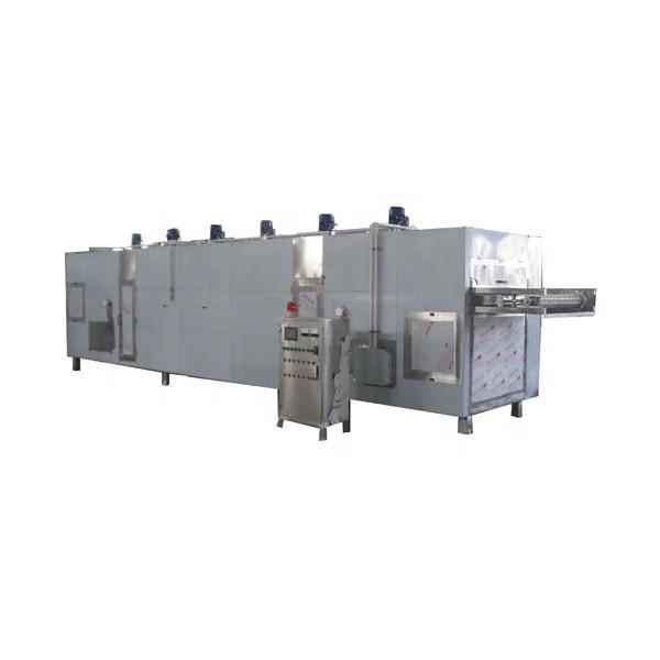 Temperature Resistance From -70 to 260° C 4*4mm Mesh Belt Dryer #2 image