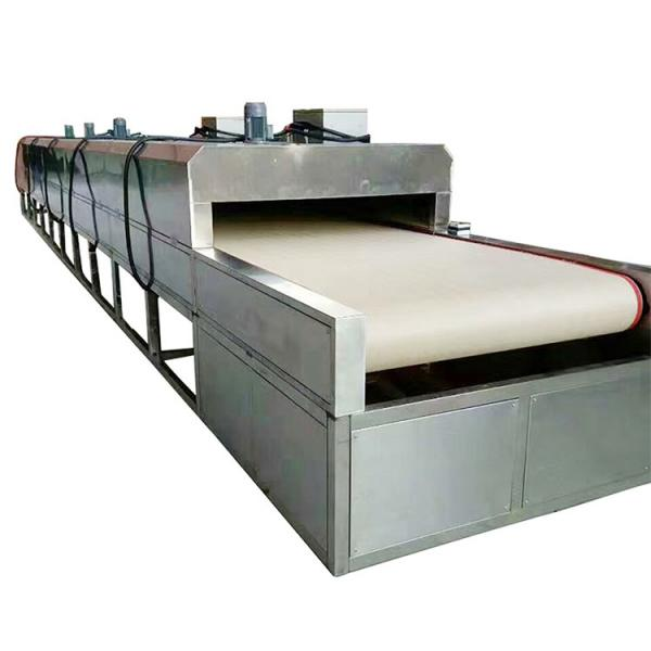 Automatic Drying Industrial Customized Made Conveyor/Tunnel/Melt Belt Dryer #1 image