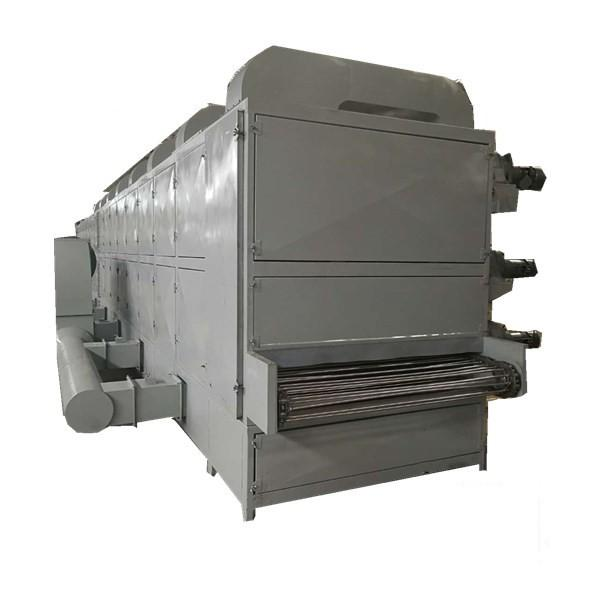 Cassava Chip Dryer / Continuous Belt Dryer Machine / Conveyor Belt Dryer #3 image