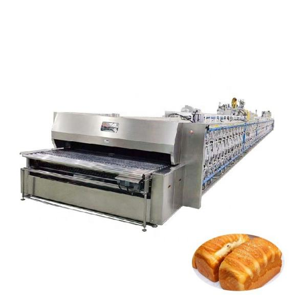 Mini Bread Production Line Swiss Roll Automatic Feeding and Packing Line #1 image